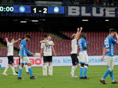Serie A: Atalanta register come-from-behind victory against Napoli to move closer to top-four finish