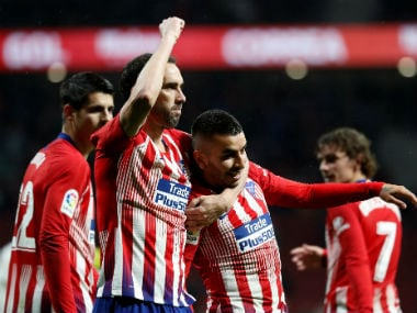 LaLiga: Atletico Madrid edge past Valencia in five-goal thriller to delay leaders Barcelonas title celebrations