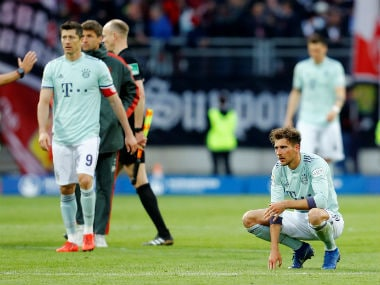 Bundesliga: Bayern Munich miss chance to pull away from rivals Borussia Dortmund with dramatic draw against Nuremberg