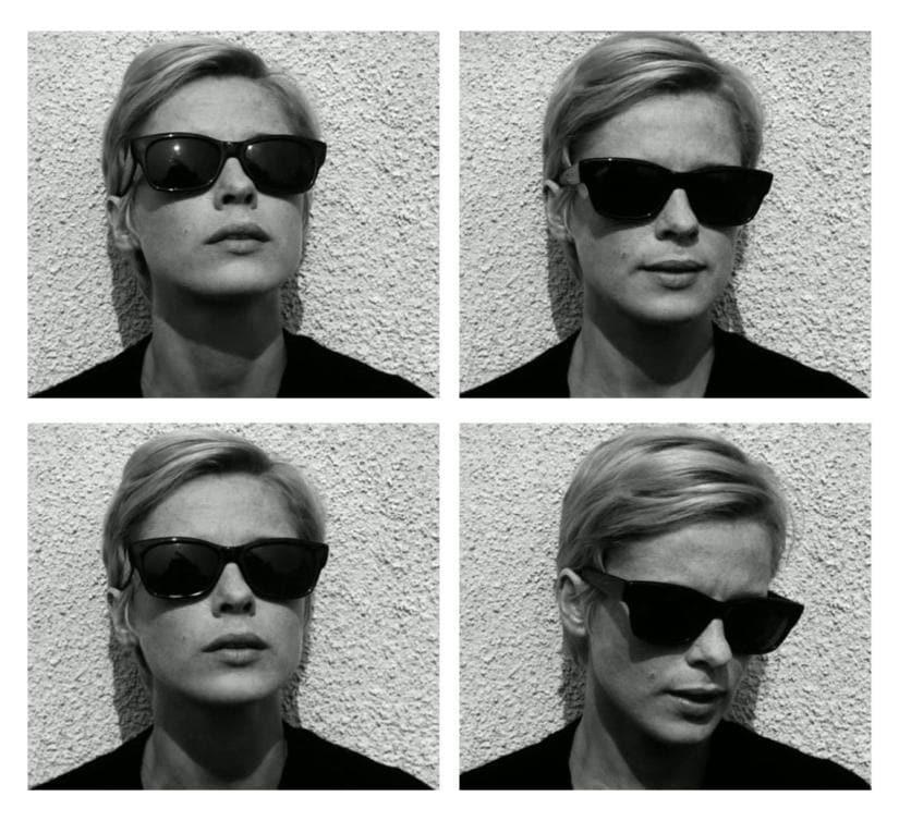 Bibi Andersson in Persona. Image via Twitter