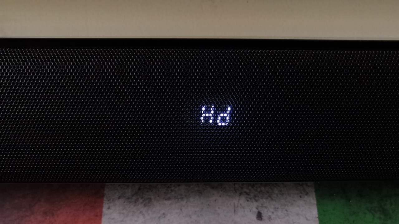 Blaupunkt SBW-01 Dolby Digital Soundbar Review: Affordable