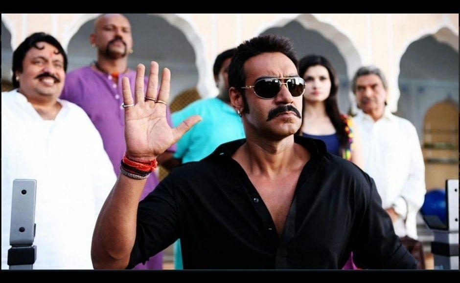 On Ajay Devgn's 50th birthday, a look his best comedy films so far, from Golmaal to Total Dhamaal