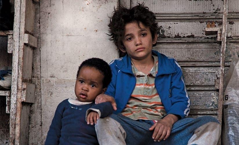 Capharnaüm, directed by Un Certain Regard jury president Nadine Labaki, questions the ethics of having children
