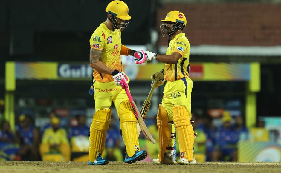 Faf du Plessis, Deepak Chahar, spinners combine to power Chennai Super Kings to seven-wicket win over KKR