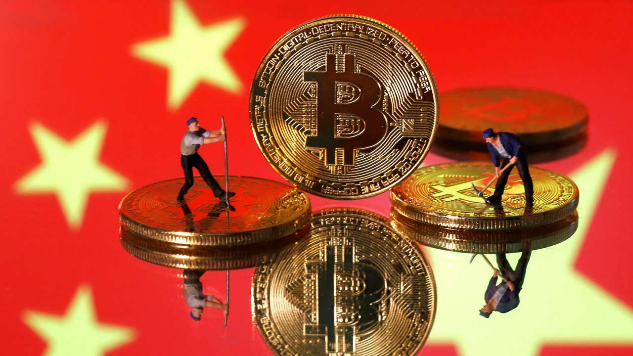 China wants to ban bitcoin mining in the country but traders arent very surprised