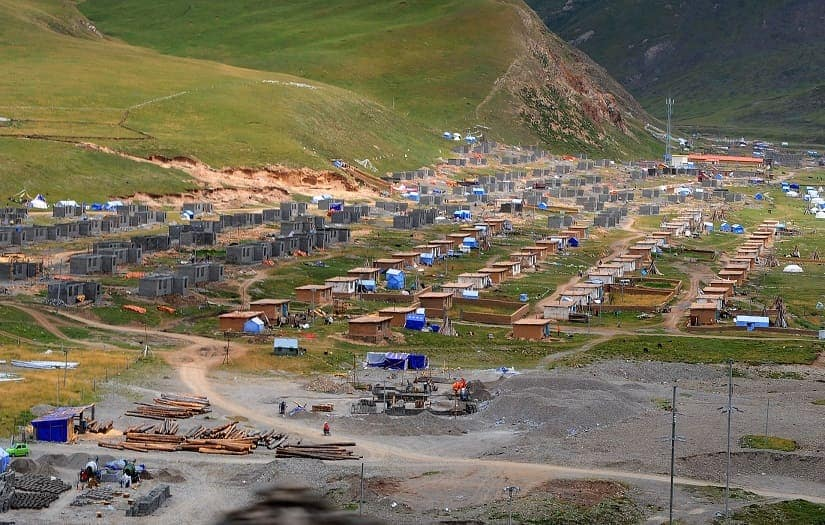 Tibetan nomads forcibly resettled by China struggle with loss of an over 8,000-year-old heritage