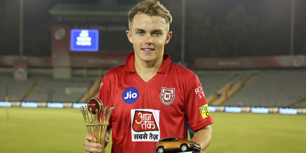 Image result for sam curran kxip