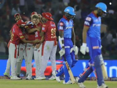 Sam Curran bowled KXIP to an unlikely win their last match against DC. Sportzpics