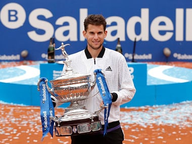 Barcelona Open: Dominic Thiem thumps Daniil Medvedev to clinch title and bolster Roland Garros credentials