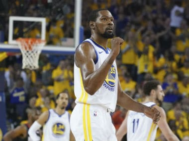 NBA: Kevin Durant opts out of Golden State Warriors deal for free agency, says report