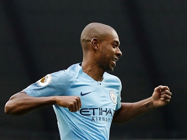 Premier League: Manchester City are fighting like animals to pip Liverpool for title, says Fernandinho