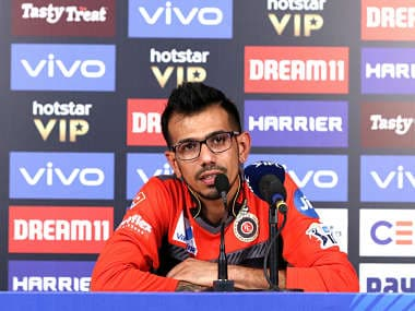 Yuzvendra Chahal has so far grabbed 72 wickets from 41 ODI games for India. Spotzpics