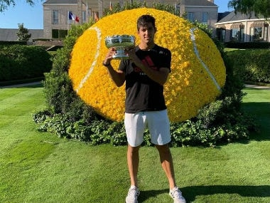 US Mens Clay Court Championships: Christian Garin beats Casper Ruud to become first Chilean ATP champion in a decade