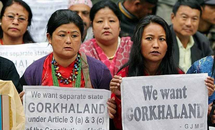 Demand for Gorkhaland is likely to reshape the political discourse in Darjeeling. PTI