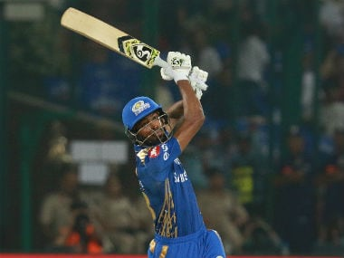 Hardik Pandya was in scintillating form in IPL 2019. Sportzpics