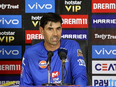 IPL 2019, SRH vs CSK: Chennai Super Kings coach Stephen Fleming says his team was 'exposed' for first time this season, against Hyderabad