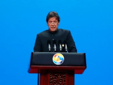 At second Belt and Road Forum, Imran Khan pitches joint projects among BRI countries to combat climate change