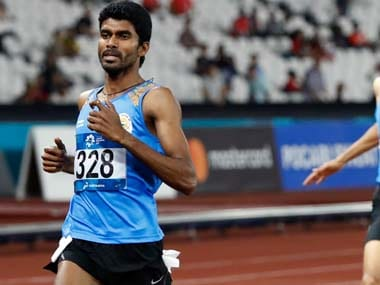 Tokyo Olympics 2020: Jinson Johnson believes he can spring surprises and qualify for 1500 m event