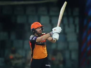 IPL 2019: Sunrisers Hyderabad's Jonny Bairstow to leave India for England World Cup camp after 23 April