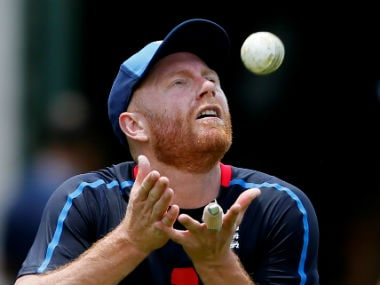 England wicket-keeper Jonny Bairstow dropped from Test squad for two-match series against New Zealand