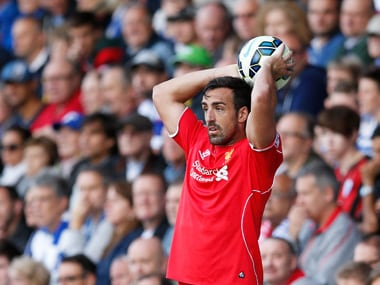 Former Liverpool, Newcastle defender Jose Enrique given all-clear by doctors following year-long battle against brain tumour