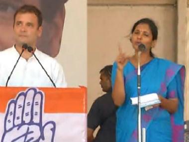 Jyothi Vijayakumar, woman behind Rahul Gandhis Wayanad speech translation, volunteered for job in 2011