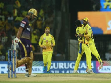 IPL 2019, CSK vs KKR: Poor shot selection, batsmen's lack of application stick out in Kolkata's chastening loss in Chennai