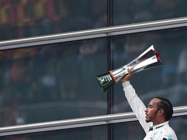 Formula 1 2019: Dominant Lewis Hamilton pips Mercedes teammate Valtteri Bottas at Chinese GP to claim 1,000th ever race