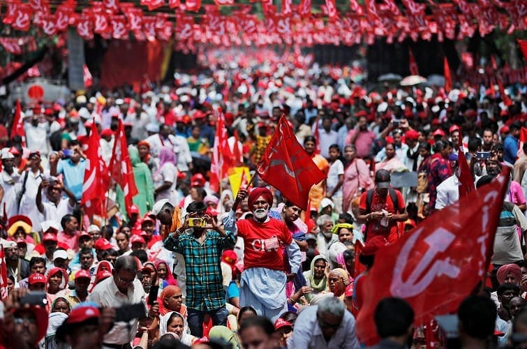 Labour Day celebrates working women and men: This is how India started celebrating 1 May