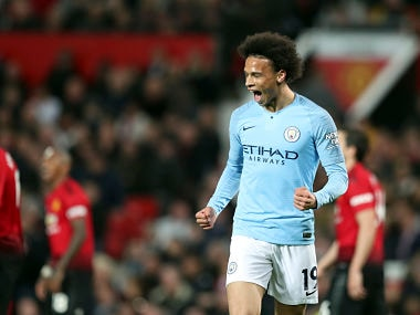 Premier League: Manchester Citys Leroy Sane says derby victory over United gives team confidence boost in title race