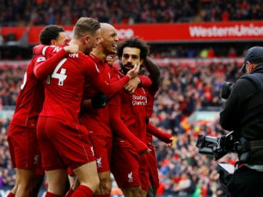 Premier League: Unstoppable Liverpool continue resurgence as toothless Chelsea fail to stick to conventional plan