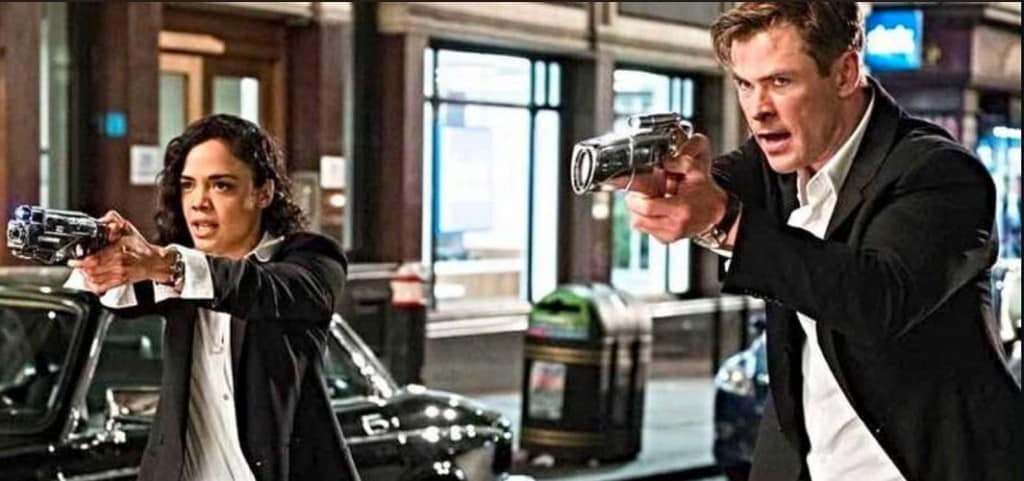 Men In Black International trailer: Chris Hemsworth, Tessa Thompson team up to save Earth from The Hive