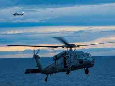 India to purchase 24 advanced maritime helicopters from US for File photo of US MH-60 Sea Hawk Helicopters. Reuters.4 bn, choppers expected curb Chinese influence in Indian Ocean region