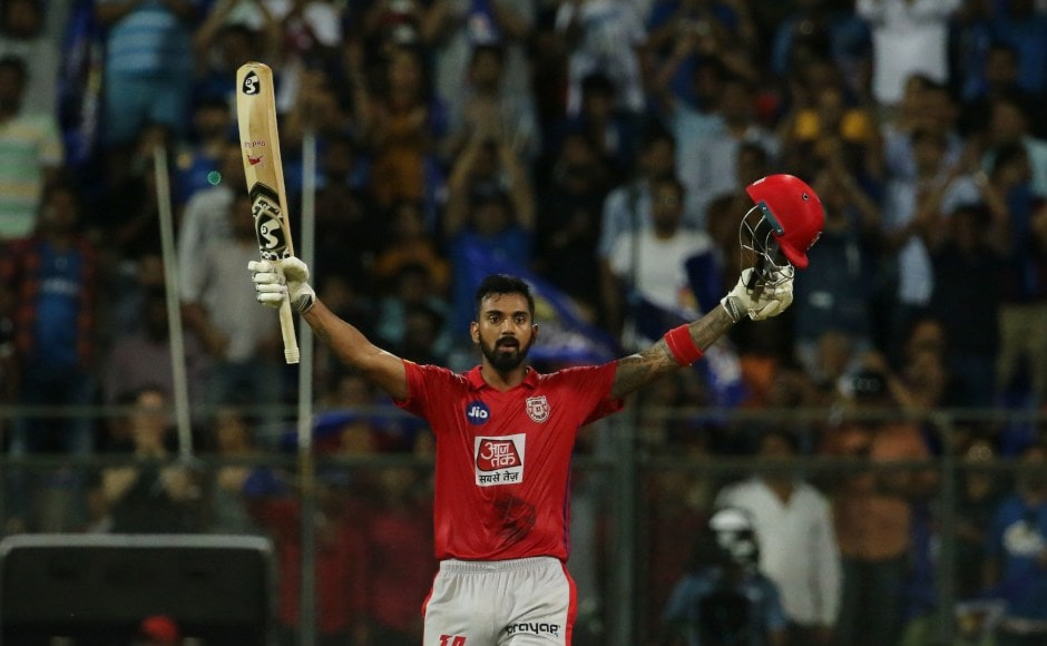 KXIP piled 197 in their 20 overs thanks largely to a scintillating century by KL Rahul. He carried his bat, remaining unbeaten on 100 off 64 balls. Sportzpics