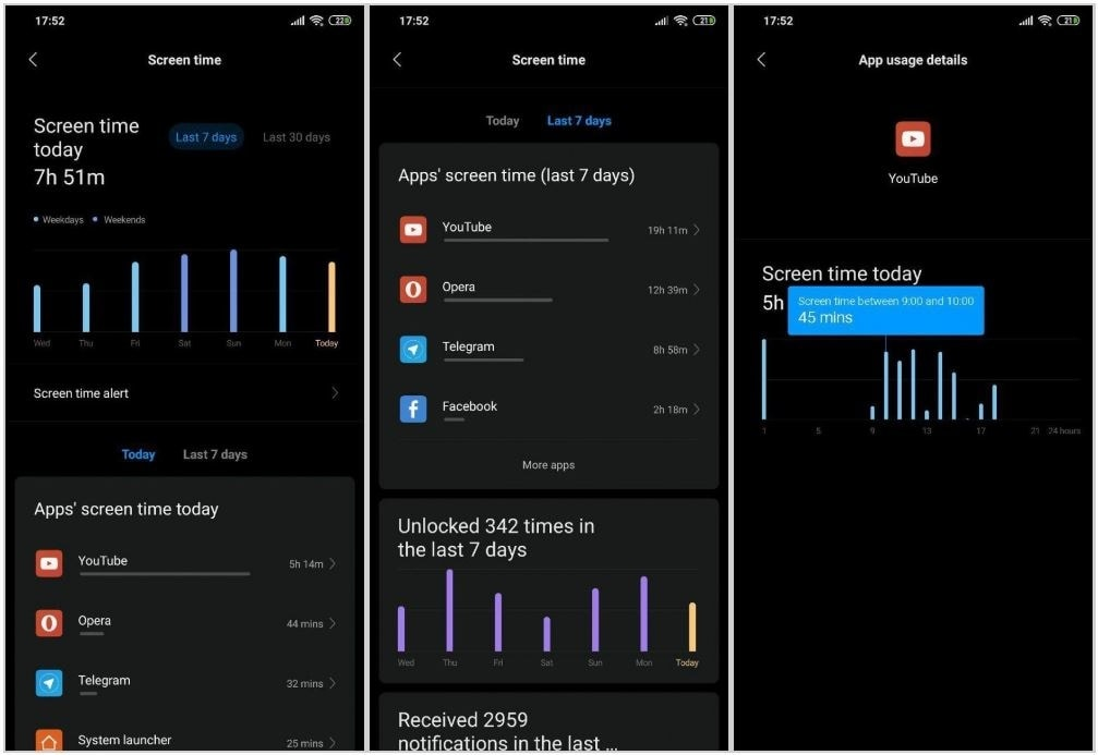 Xiaomi MIUI Beta update brings Digital Wellbeing and Wi-Fi Probe Protection- Technology News, Firstpost