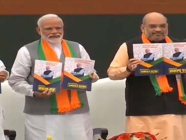 BJP manifesto: Narendra Modi defies politics of baiting poor with doles, promises steps to alleviate poverty