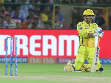 IPL 2019: MS Dhoni rested for SRH game as precautionary step to aid back spasm issue; Suresh Raina leads CSK