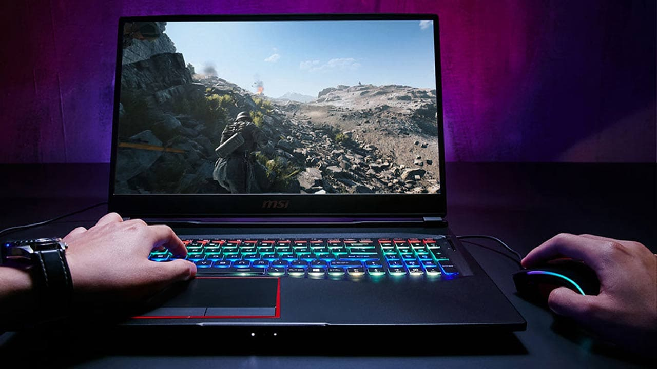 MSI GE75 Raider 8SG gaming laptop review: Hot stuff, literally- Tech
