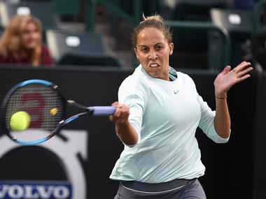 Charleston Open: Anastasija Sevastova stunned by World No 81 Jessica Peluga, Madison Keys fights back to beat Tatjana Maria