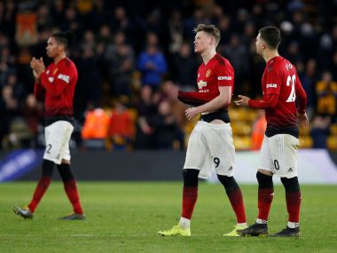 Premier League: Manchester Uniteds top-four hopes take a hit with defeat against Wolves; Fulhams relegation confirmed