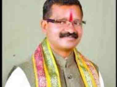 BJP MLA Bhima Mandavi killed in Naxal attack;  was elected from Chhattisgarhs Dantewada 4 months ago