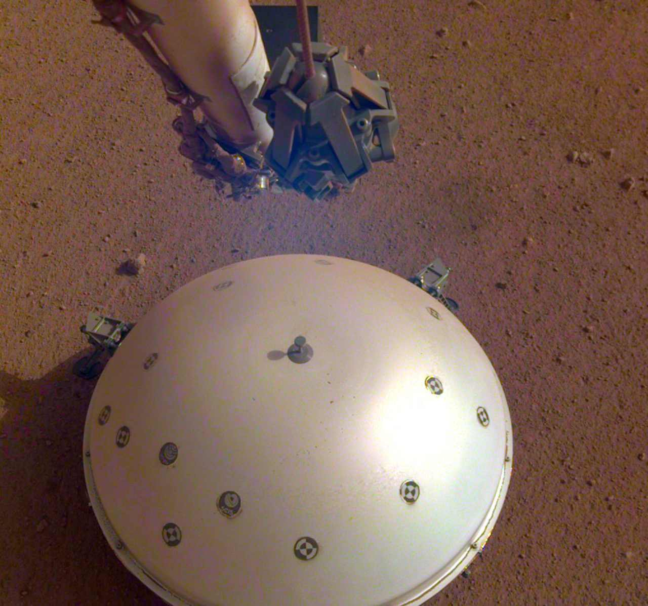 Hear, Hear! NASAs InSight lander catches evidence of first ever quake on Mars
