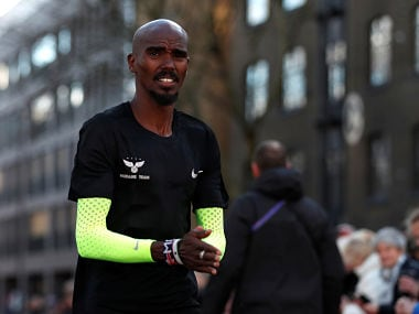 Athletics icons Mo Farah, Haile Gebrselassie locked in bitter dispute over robbery claims and unpaid hotel bills