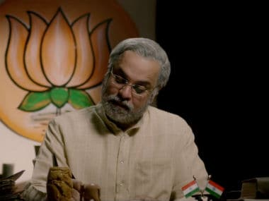 EC directs Eros Now to stop streaming web series based on the life of Prime Minister Narendra Modi
