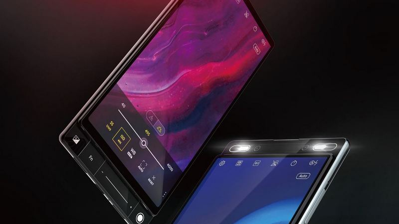 Asus 5G device with a dual-sliding mechanism reportedly leaked in renders