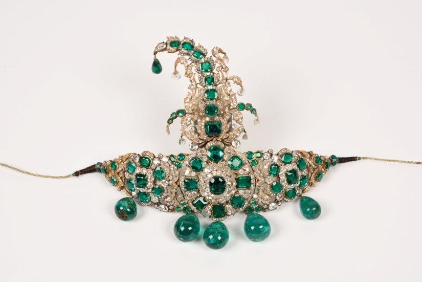 Hyderabad Nizams jewels put on display at Delhis National Museum boast of spectacular gems, craftsmanship