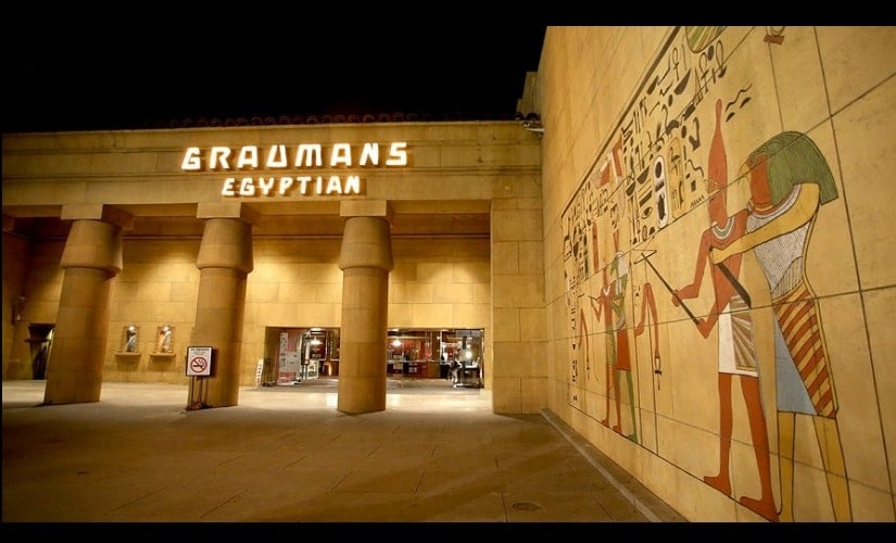 Netflix reportedly in talks to buy historic Egyptian Hollywood Theatre from American Cinematheque