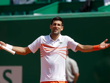 Monte Carlo Masters: Novak Djokovic shrugs off shock defeat to Daniil Medvedev, says aim is to peak at French Open