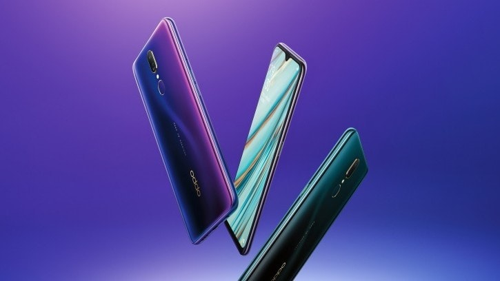 Oppo A9 launched in China with 4,020mAh battery, 6 GB RAM for CNY 1,799- Technology News, Firstpost