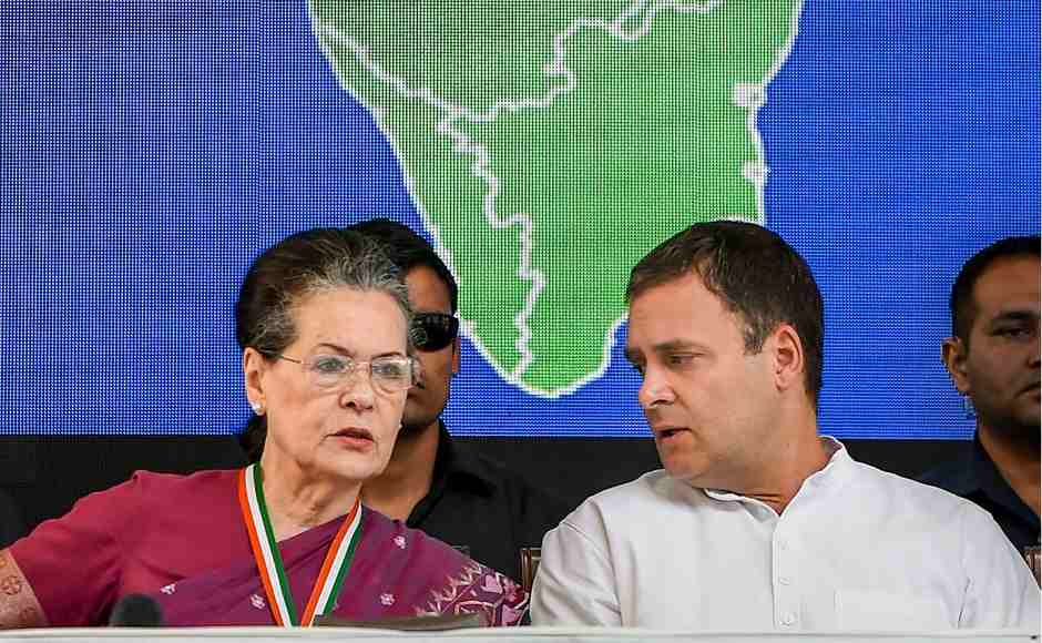 Congress bigwigs come together to promise 22 lakh govt jobs, NYAY scheme, budget for farmers, AFSPA revision in poll document